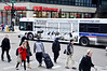 My image on a Bus wrap in Chicago